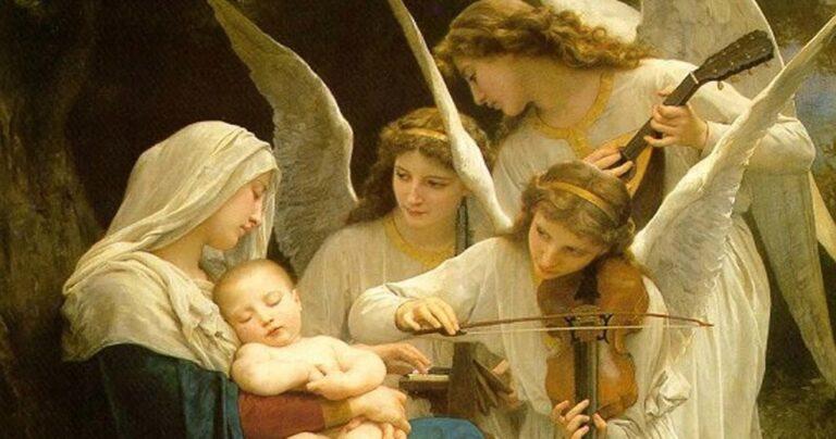 L'aiuto degli Angeli nel sogno
