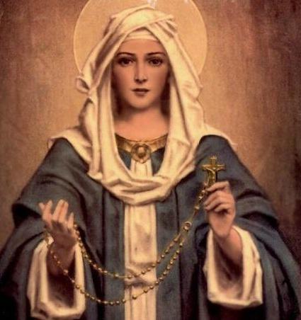 Beata Vergine del Santo Rosario di Pompei, Miracoli