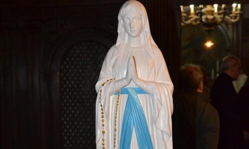 Consacrazione a Maria Santissima