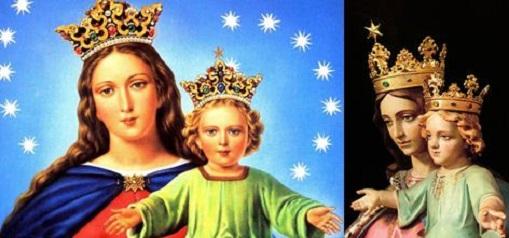 Preghiera di affidamento a Maria Ausiliatrice.