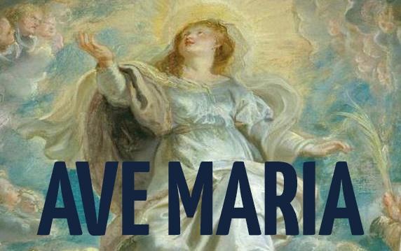 Invocazione a Maria, avvocata nostra.