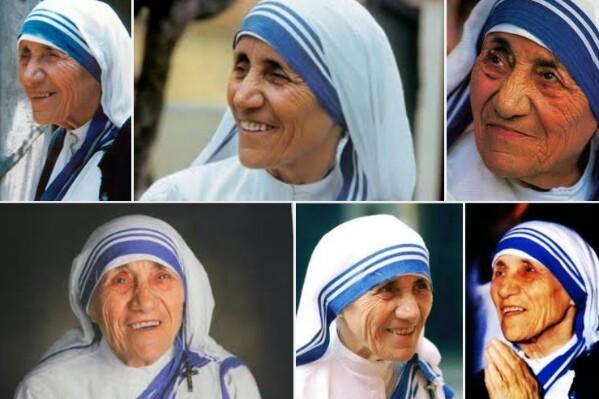 Preghiera per la famiglia, di Madre Teresa di Calcutta