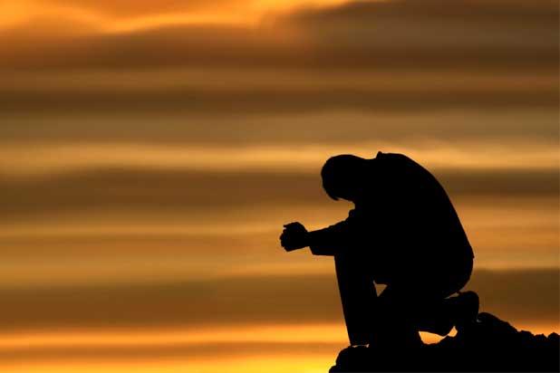 Preghiera nelle prove.