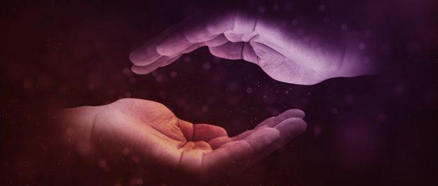 Ogni grazia scorre dalle tue mani.