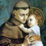 Non guardare i nostri peccati: Preghiera scritta da Sant'Antonio da Padova.