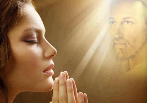 A te sollevo i miei occhi. Antichissima preghiera a Gesù.