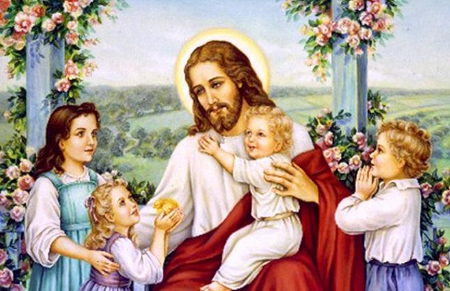 Gesù Ti affidiamo i nostri figli ,aiutali a trovare la loro via