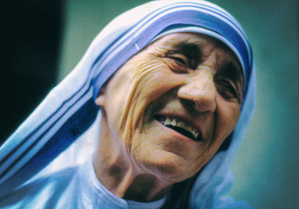 Bellissime frasi di Madre Teresa di Calcutta.