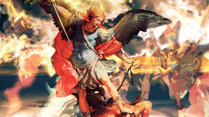 Invocazione a San Michele Arcangelo per ottenere il suo aiuto.