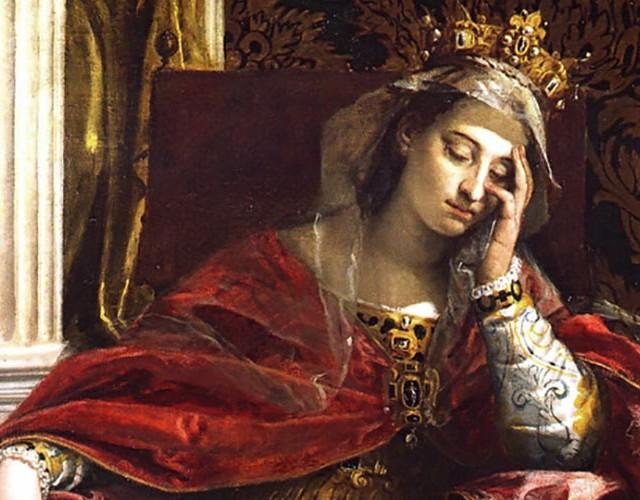 Preghiera a Sant'Elena.