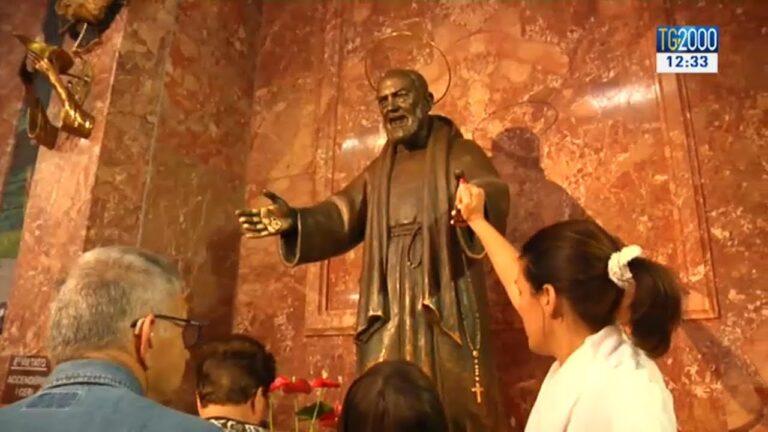 A San Giovanni Rotondo le celebrazioni per il 50esimo anniversario della morte di Padre Pio