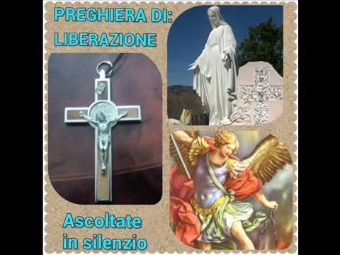 Preghiera di liberazione da ogni male a San Michele Arcangelo