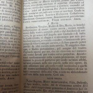 Potente e antica supplica a Maria Santissima