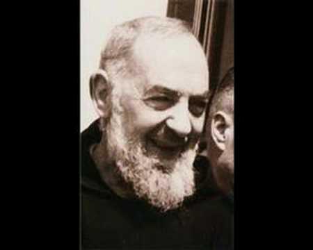 Padre Pio ho bisogno di te – Tony Santagata