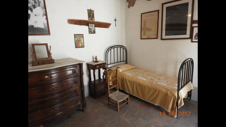 Pietrelcina la casa di Padre Pio e i luoghi dove ha vissuto il nostro amato Santo