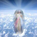 Dal cielo scende La Tua benedizione Gesù