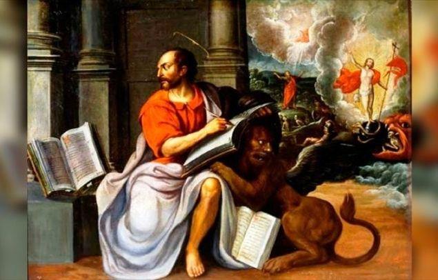 Preghiera a San Marco Evangelista