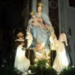 Preghiera a Maria Santissima del Rosario.
