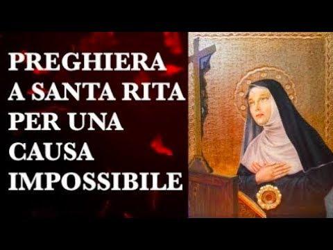 Invocazione a Santa Rita