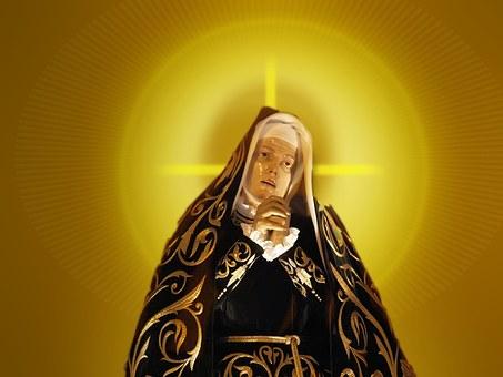 Preghiera alla Vergine Santa