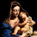 Preghiera a Maria per un bambino ammalato