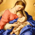 La Ninna Nanna che la Madonna cantava a Gesù Bambino.