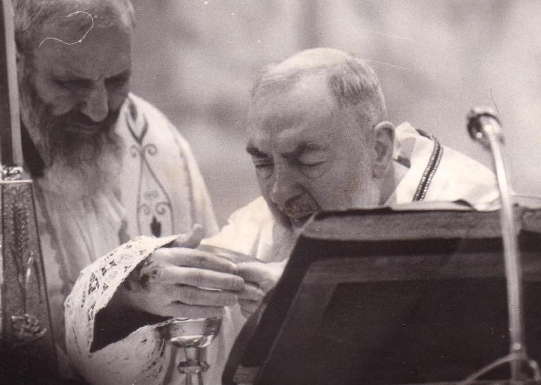 Preghiera a San Pio per la salute del corpo e dello spirito