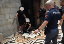 Sequestro di persona in Duomo. Arrestato il responsabile.