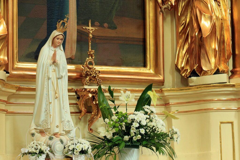 Preghiera a Maria contro le invadenze diaboliche.