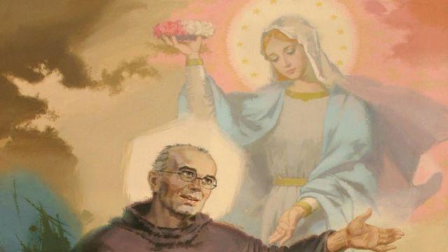Preghiera all'Immacolata di San Massimiliano Maria Kolbe