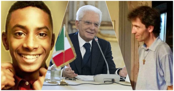 Medaglie d'oro alla memoria a Don Malgesini e Willy