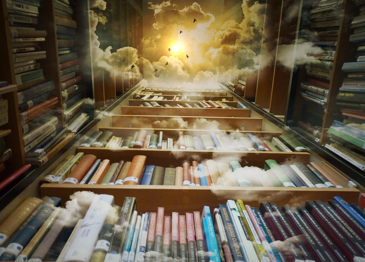 """La Santità è desiderio di DIO."""" Il libro bianco e il libro nero"""""""