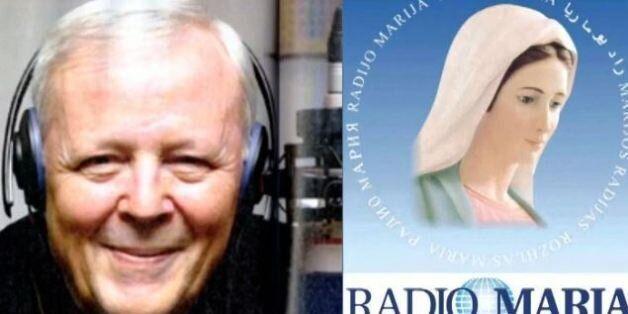 Livio Fanzaga, direttore di Radio Maria
