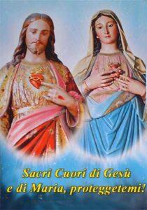 Preghiere di liberazione a Gesù e Maria