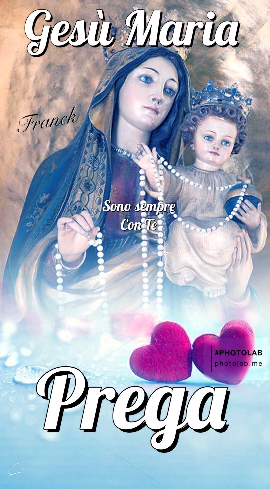 Importante supplica alla Madonna delle grazie
