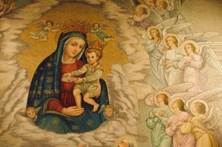 Preghiera alla Madonna delle Grazie