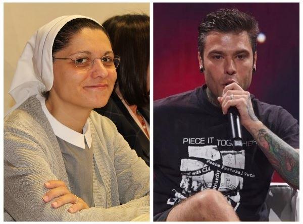 Suor Monia Alfieri scrive a Fedez