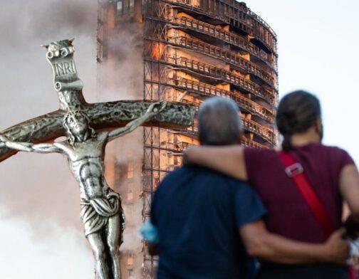 il miracolo del crocifisso